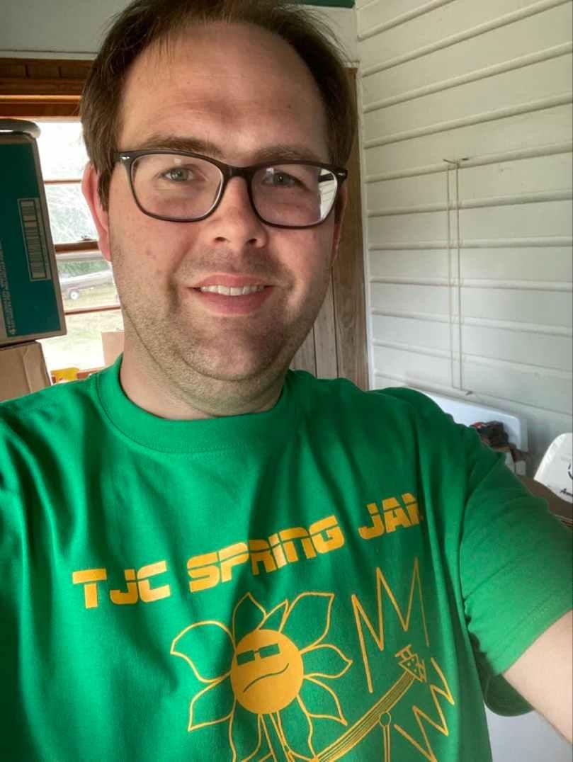 Tyler - TJC Spring Jam T-Shirt